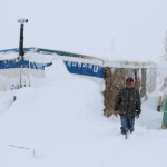 Three Syrian refugees freeze to death as brutal storm hits Lebanon