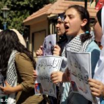 Palestinian Youth Struggling for their Rights
