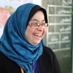 Gaza teacher challenges stigma of Down syndrome