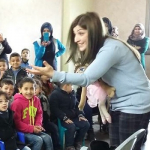 Palestine Writing Workshop Gets Kids Excited about Books