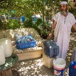 Palestinian City Parched After Israel Cuts Water Supply