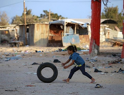 Even Money Won't Buy You a Good Life In Gaza