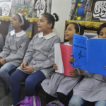 Music Comes to Gaza Schools