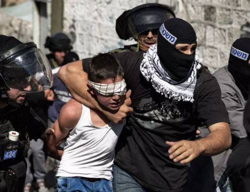 Stop the Imprisonment of Palestinian Children