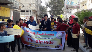 The Big Ride 2017: Another World is Possible – Middle East