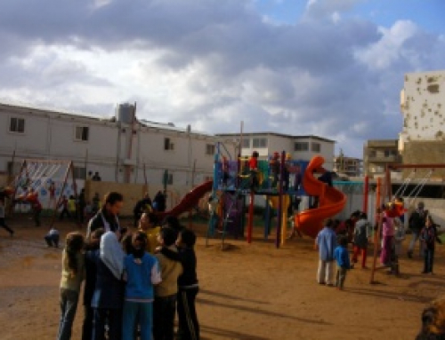 Nahr El-Bared Refugee Camp Playground