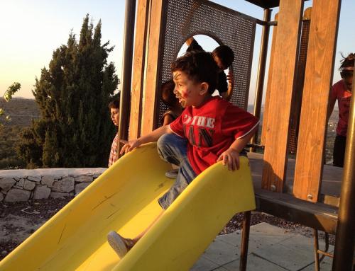 Hajjah Playground