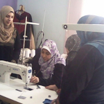Sewing Project for Women in Gaza