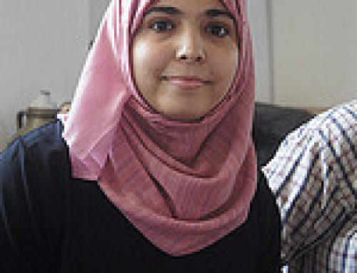 Beesan, English Literature Student