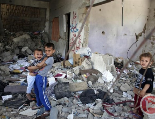 Palestinian territory facing 'worsening child protection crisis'