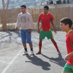 Silwan Sports Field