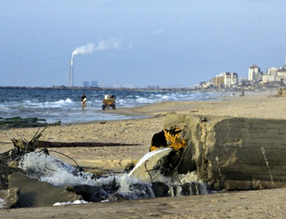 Suspected Cause of Death of Child in Gaza is Sea Pollution and Delayed Medical Referral