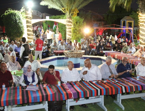 New garden and park opens in Beit Lahia, Gaza