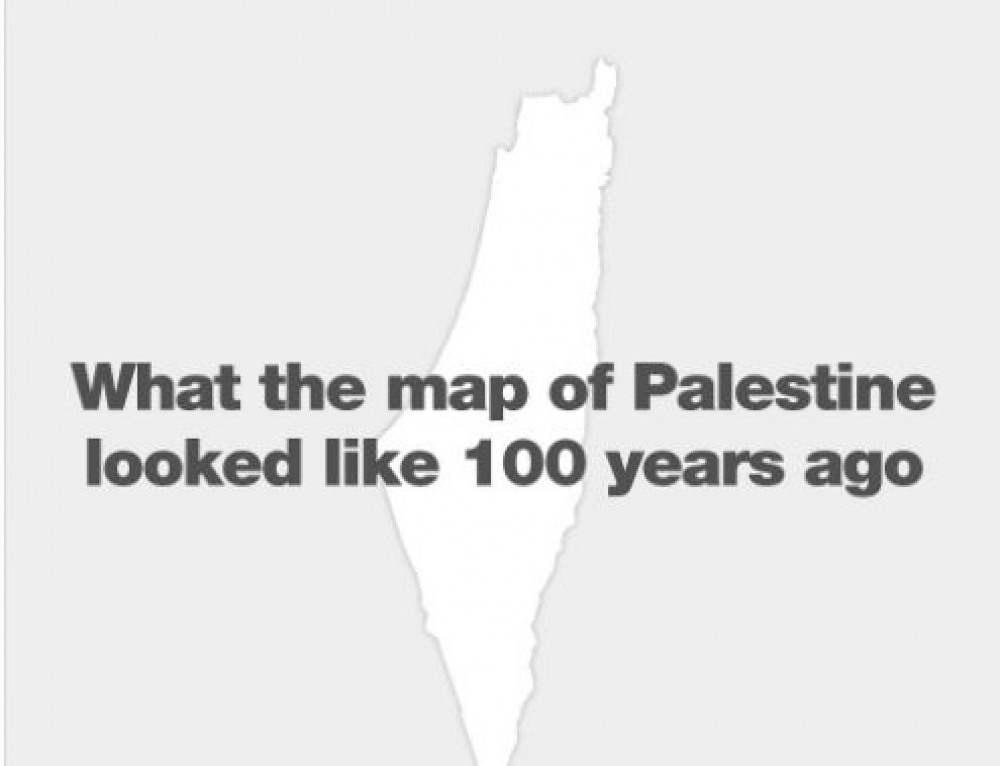 A Timeline: 100 years since The Balfour Declaration