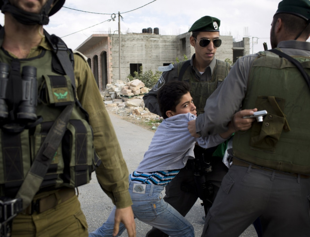 Historic US bill would outlaw Israel aid used to abuse Palestinian children