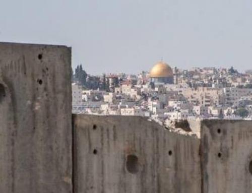 Nov 15 in Berkeley: Jerusalem: Our hope will never die