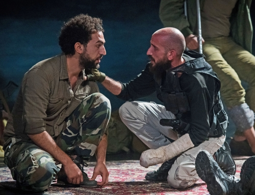 The Freedom Theatre Made History with its Ten-Day Run of The Siege in New York
