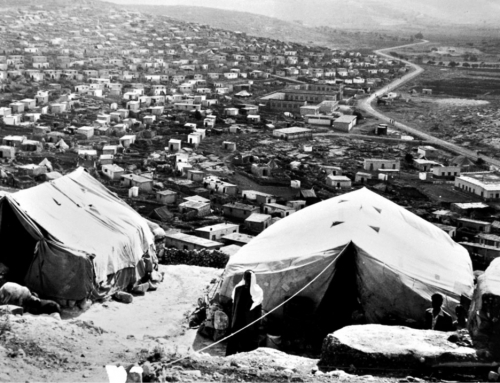 The Nakba, My Brother and Me