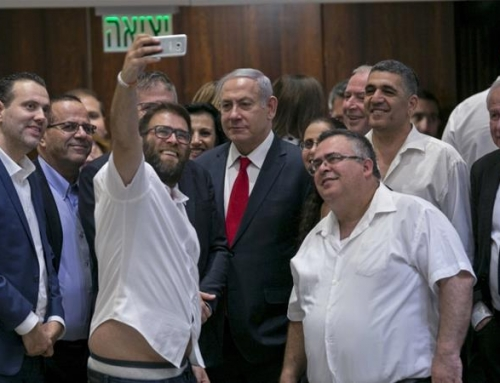 A new Israeli law reflects an old reality