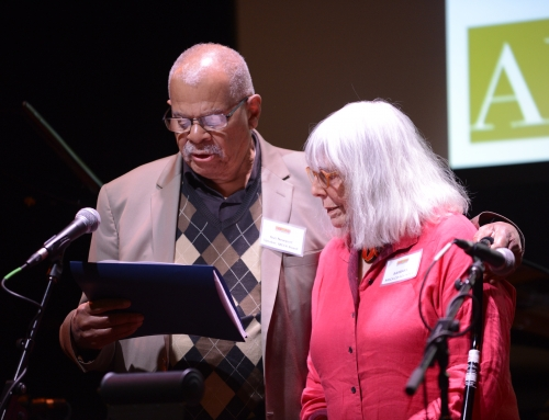 VIDEO: Highlights of MECA's 30th Anniversary Celebration & Tribute to Barbara Lubin