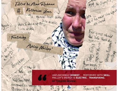 SF, CA: My Name is Rachel Corrie