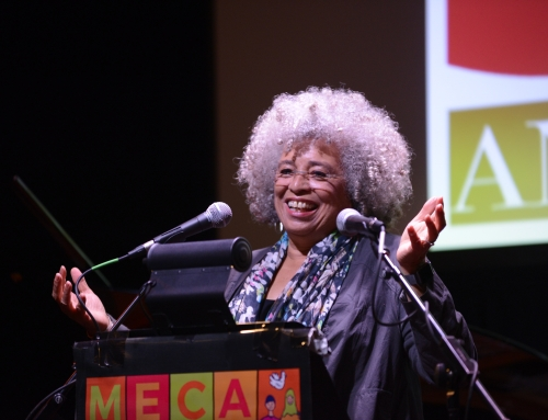 In Support of Angela Davis