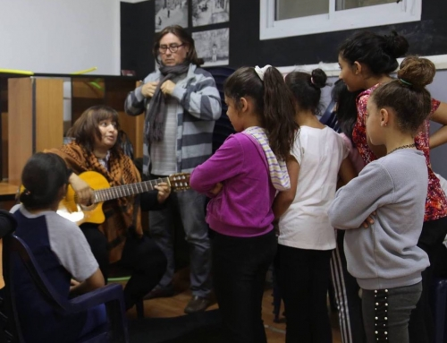 Chilean Musicians Visit Palestine