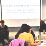 Teach Palestine Project on the Move