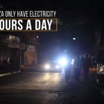 Living with the electricity crisis in Gaza