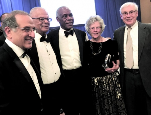 MECA Board President Honored with Kahlil Gibran Award