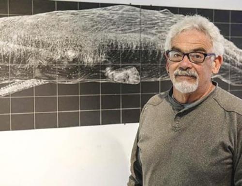 MECA Board Member Jos Sances' Great White Whale