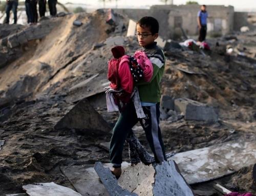 Under Fire in Gaza