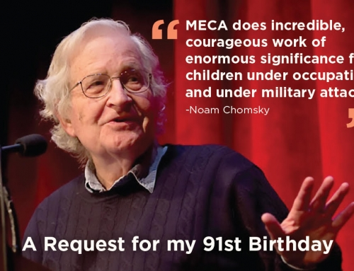A Request for my 91st Birthday – from Noam Chomsky