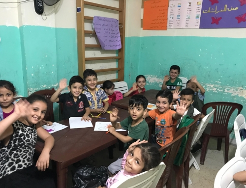 Eyewitness Account: MECA Projects in Lebanon