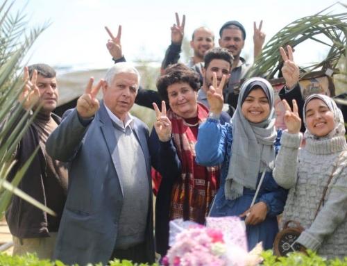 Remembering Rachel Corrie in Gaza