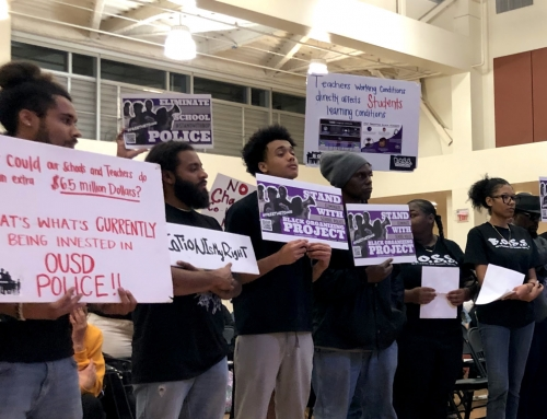 MECA Stands with the Movement for Black Lives – statement and resources