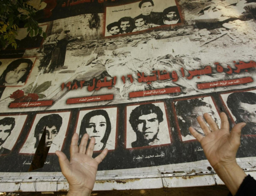 Remembering Sabra & Shatila Massacre