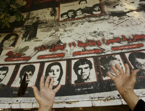 Remembering Sabra & Shatila Massacre