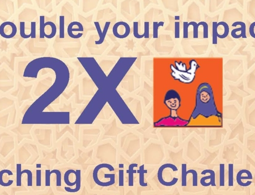 48 hours left to DOUBLE your impact for children and refugees