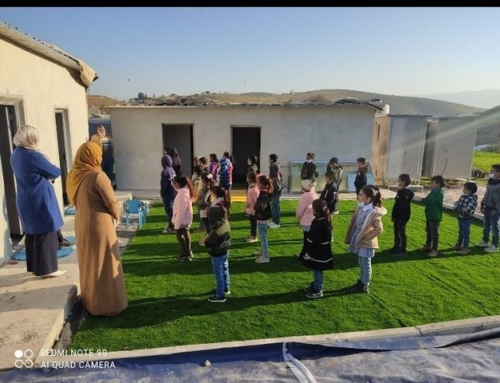 Take Action: Stop the Demolition of Palestinian Schools!