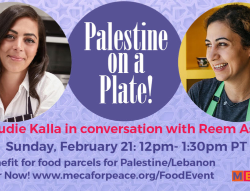 VIDEO Palestine on a Plate: Joudie Kalla in conversation with Reem Assil