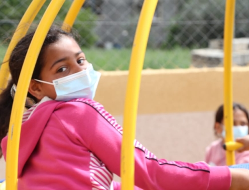Khuza'a Playground: A Safe Haven We Did Not Expect