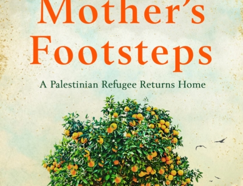 """VIDEO: """"In My Mother's Footsteps"""" Book Launch with Mona Hajjar Halaby"""